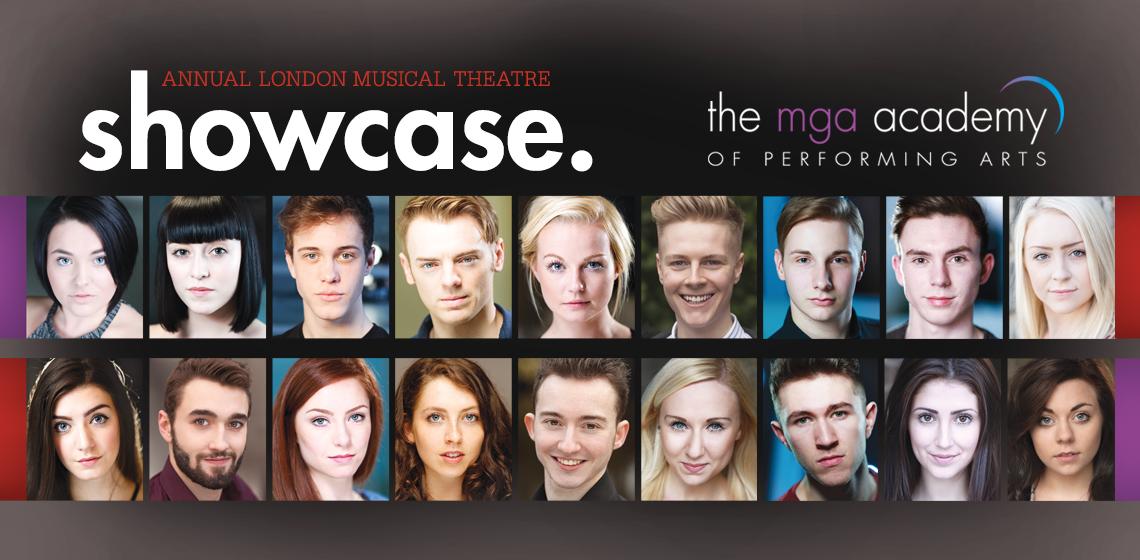 Musical Theatre training graduates