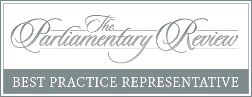 Parliamentary Review Best Practice logo